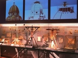 Models of the inventions of Leonardo according to his code