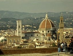 The monumental complex of Santa Maria del Fiore