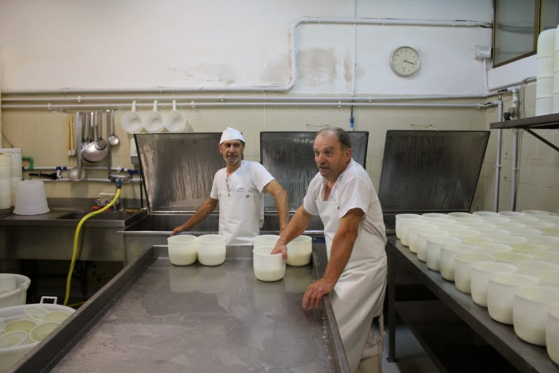 The cheese makers