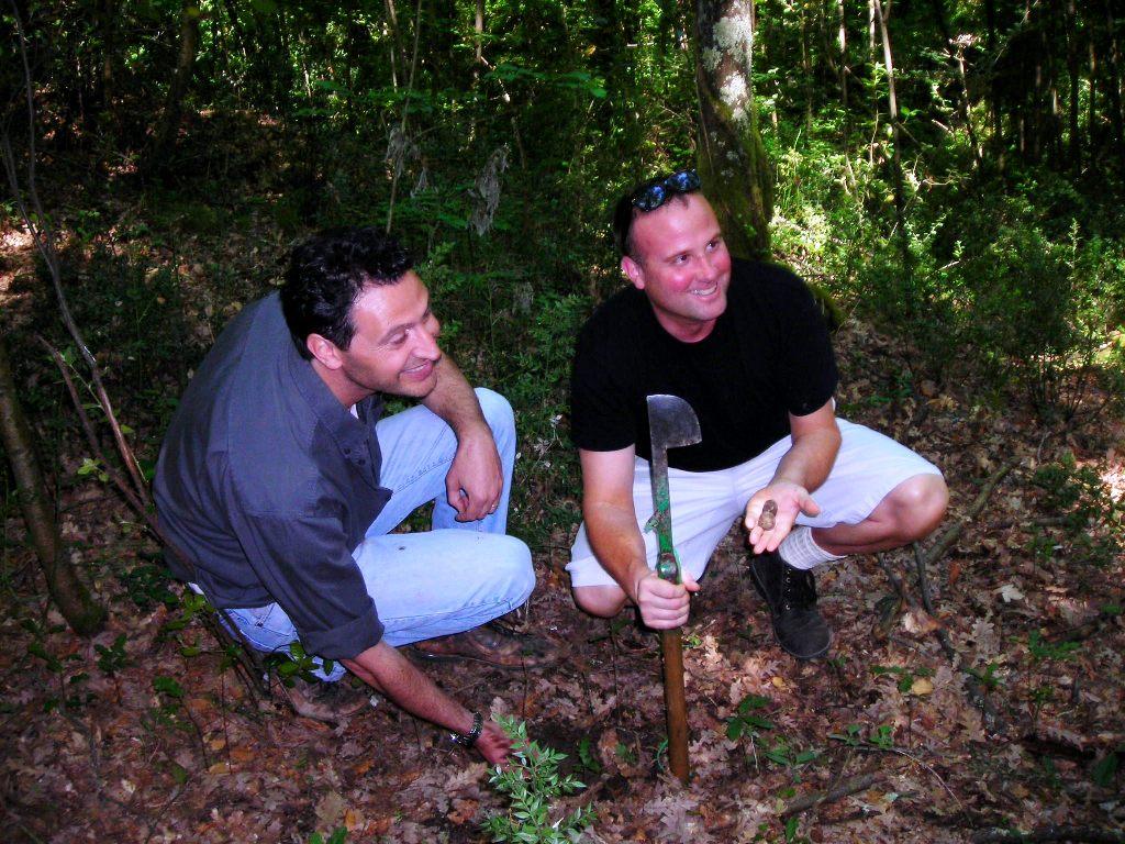 Finding truffles