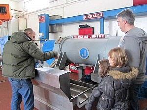 Visit to an oil mill