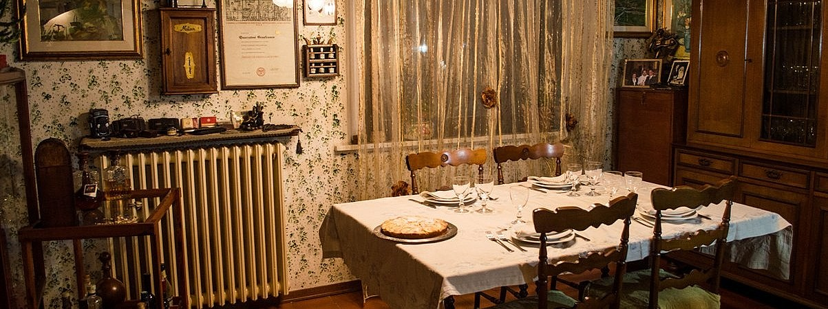 Licia's dining room