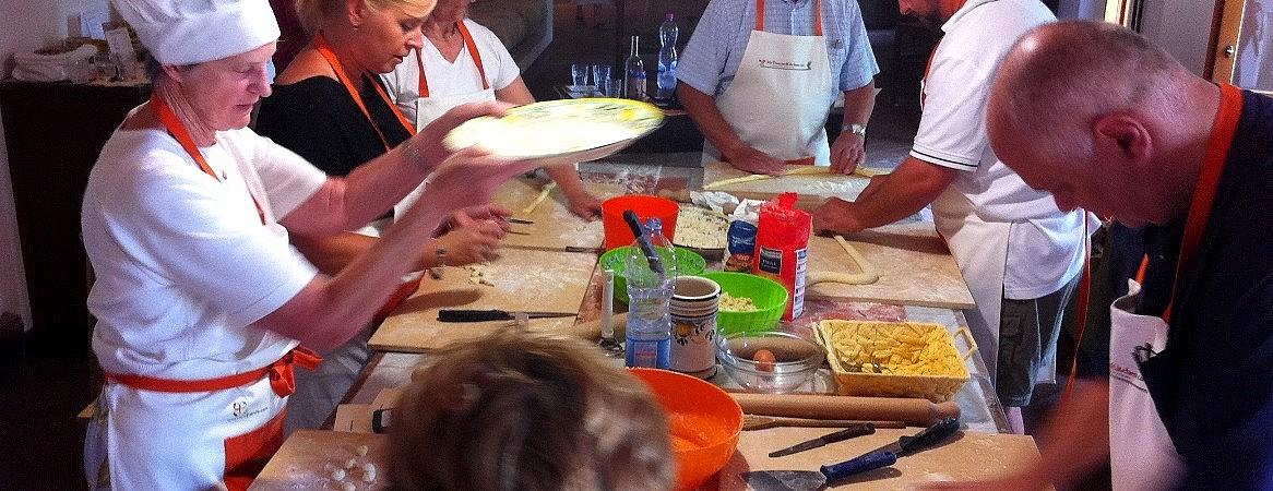 Pasta lab action