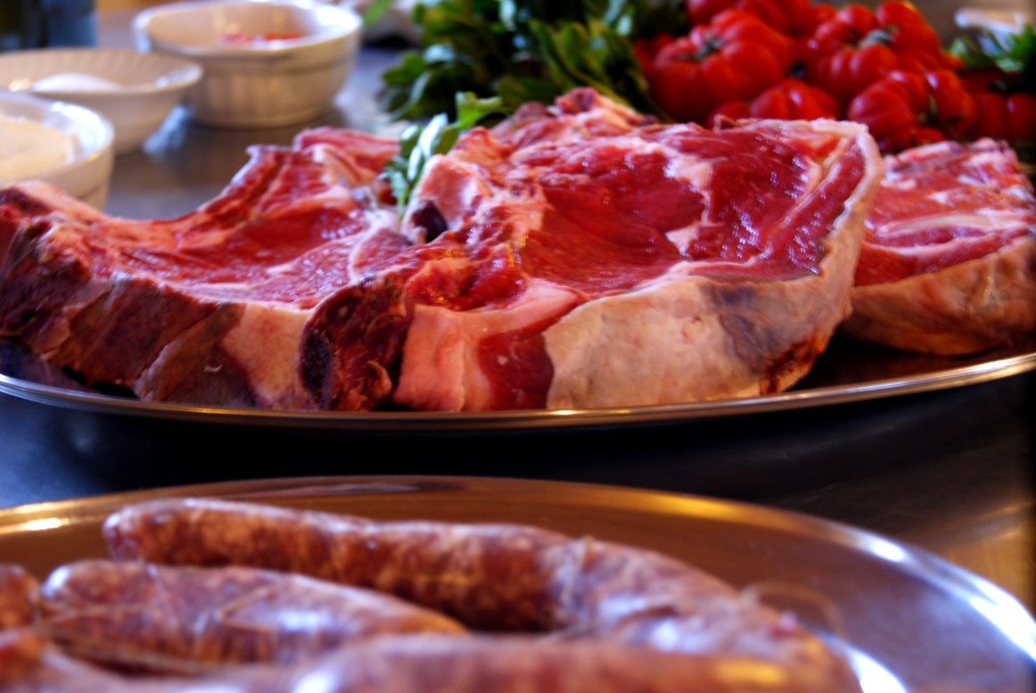 Meat from Tuscany