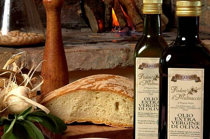 Genuine products for your stay at Tuscan farm