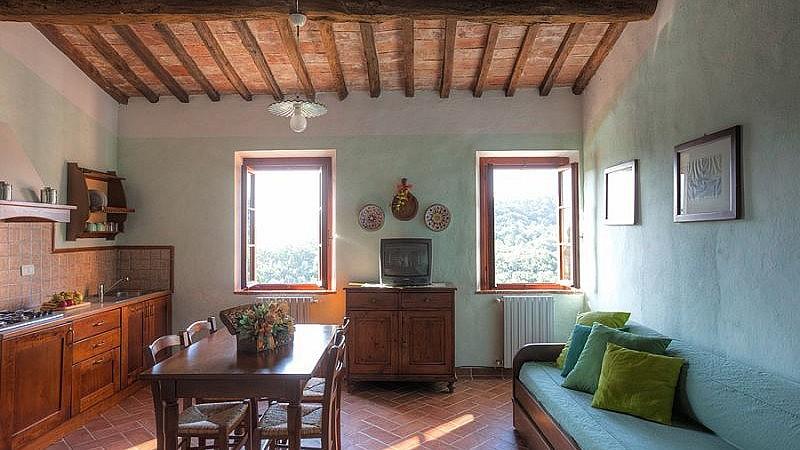 Apartment in Agriturismo near Terricciola