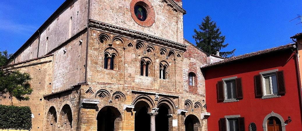 Church of San Zeno in Pisa