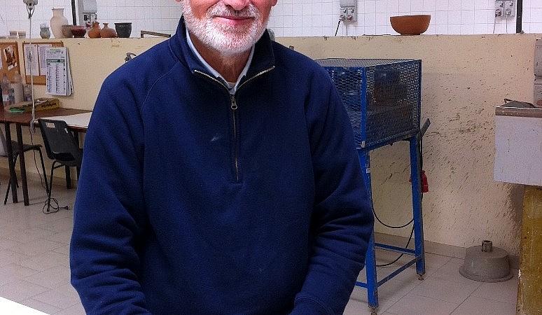 Ferruccio, the Tuscan ceramist