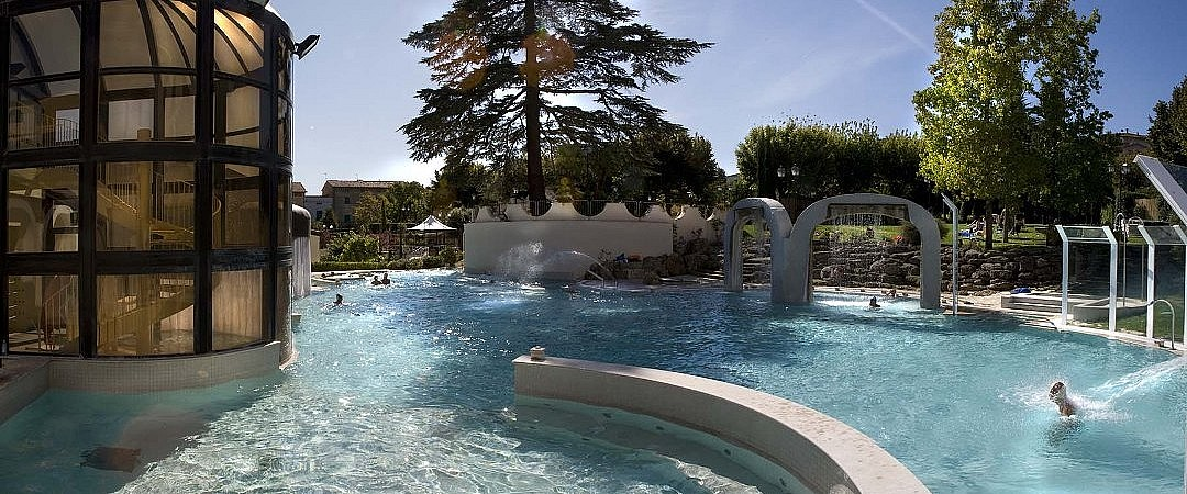 Thermal pools of Casciana Terme