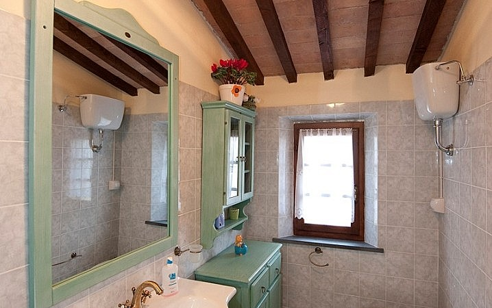 Bathroom in Italian style