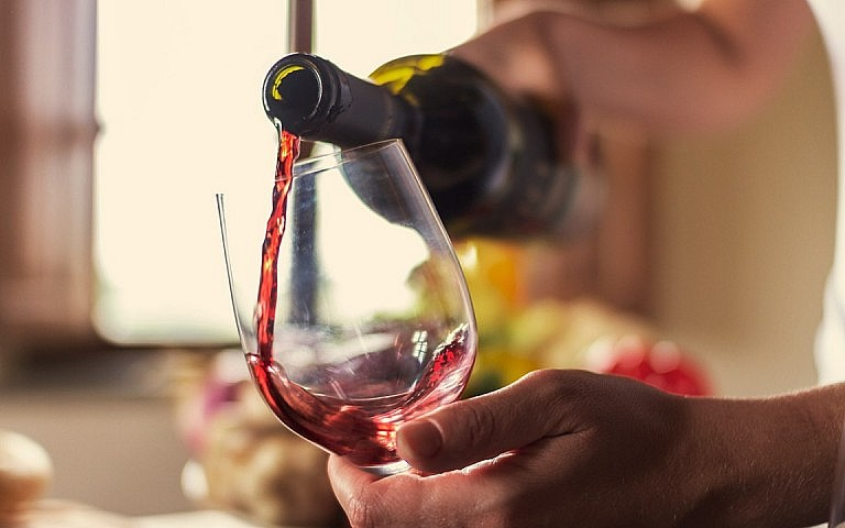 Famous red wines of Tuscany