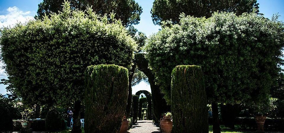 Beautiful giardino all'italiana in Ghizzano di Peccioli