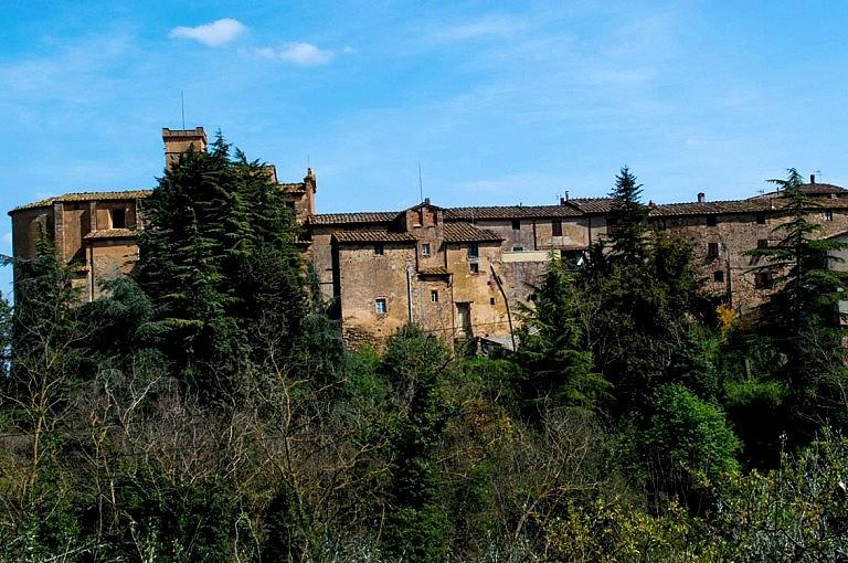 The castle of Chianni
