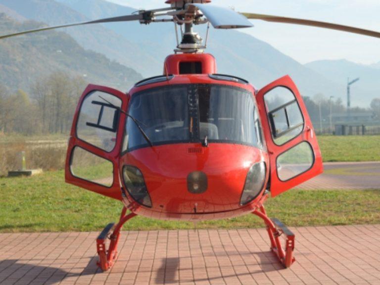 Helicopter tours around Volterra