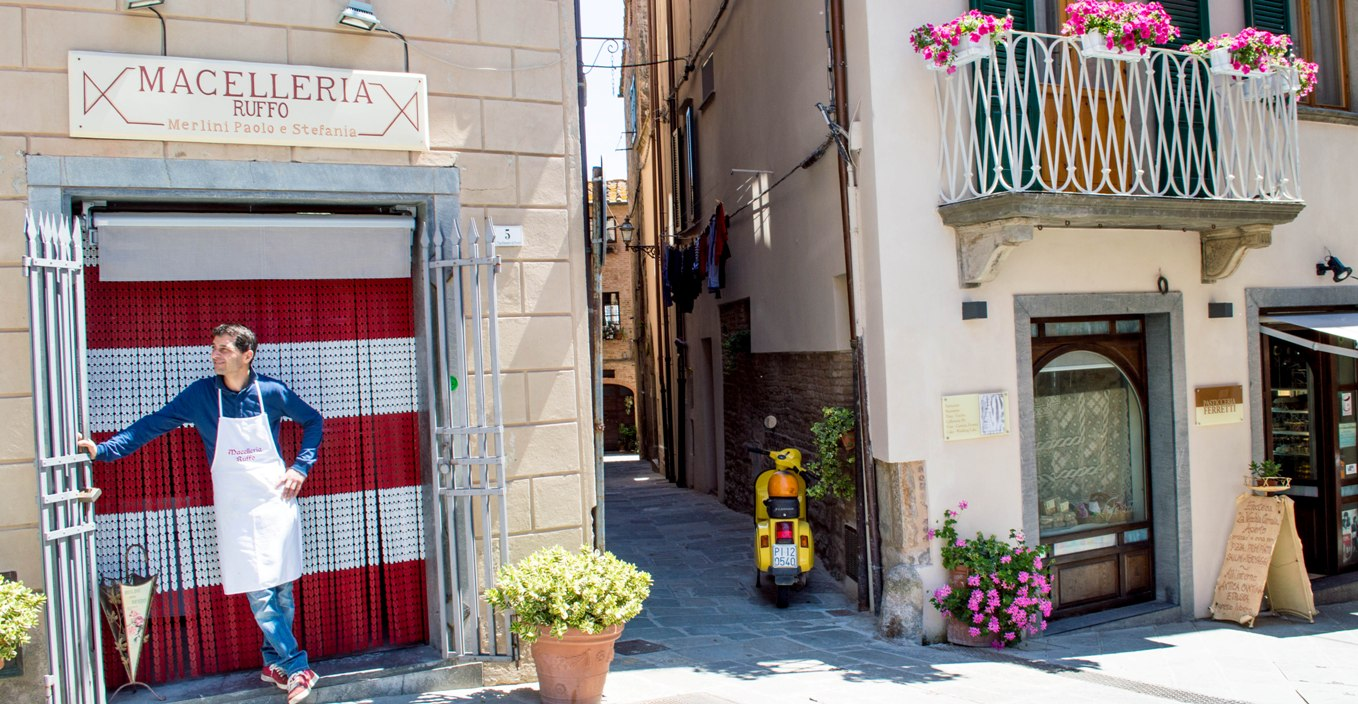 Albergo Diffuso, a new concept of accommodation in Tuscany