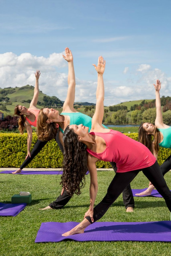 Private yoga trainer in Tuscany