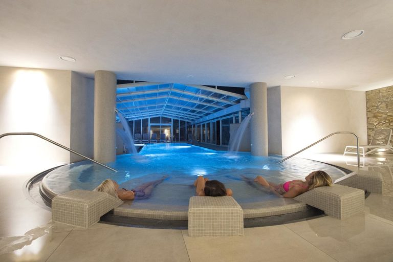 Relaxation at the spa