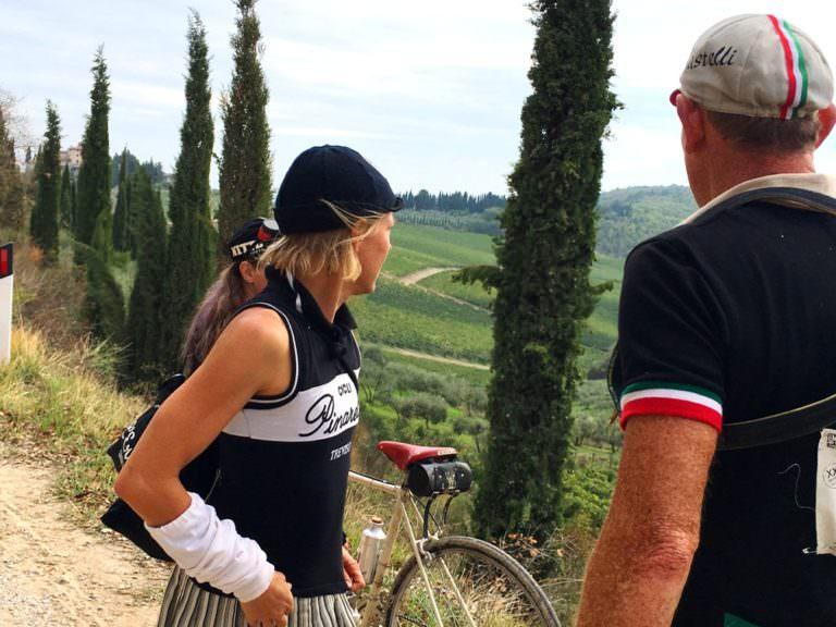 Private biking excursions in Chianti
