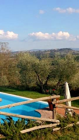 Experience at a Tuscan farm