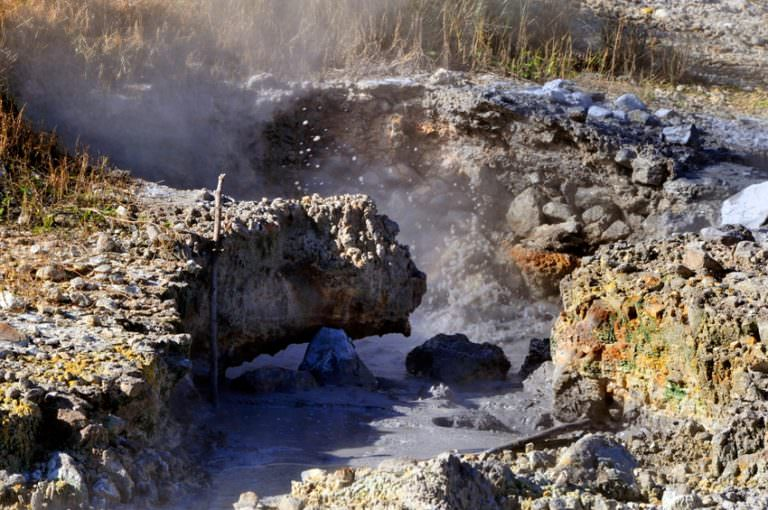 Geothermal area of Southern Tuscany