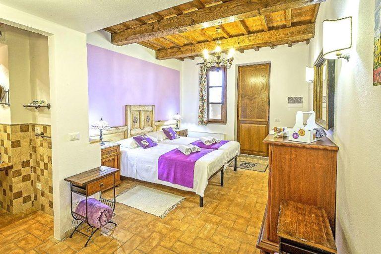 Tuscany classic bedroom