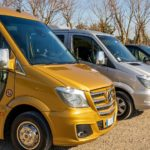 Chauffeured vans and sedans and luxury buses in Tuscany