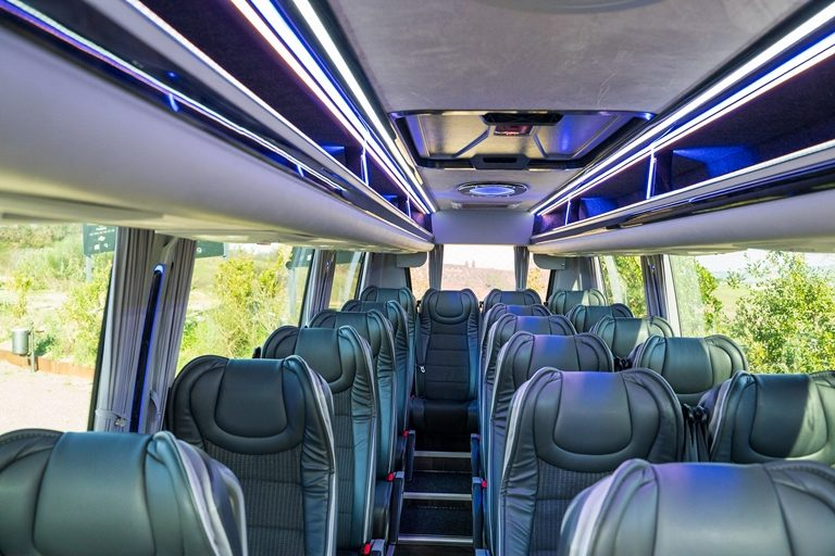 The best minibus for your party