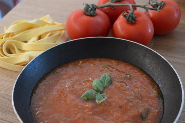 Cooking with Arianna from Tuscany