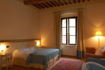 Family run hotel in Tuscany