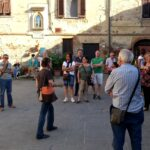 Visit to the small hamlet of Chianni