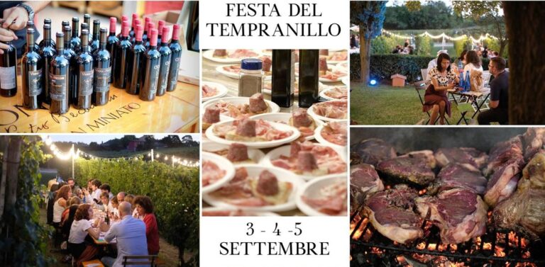 2021 edition of the most original wine festival in Tuscany