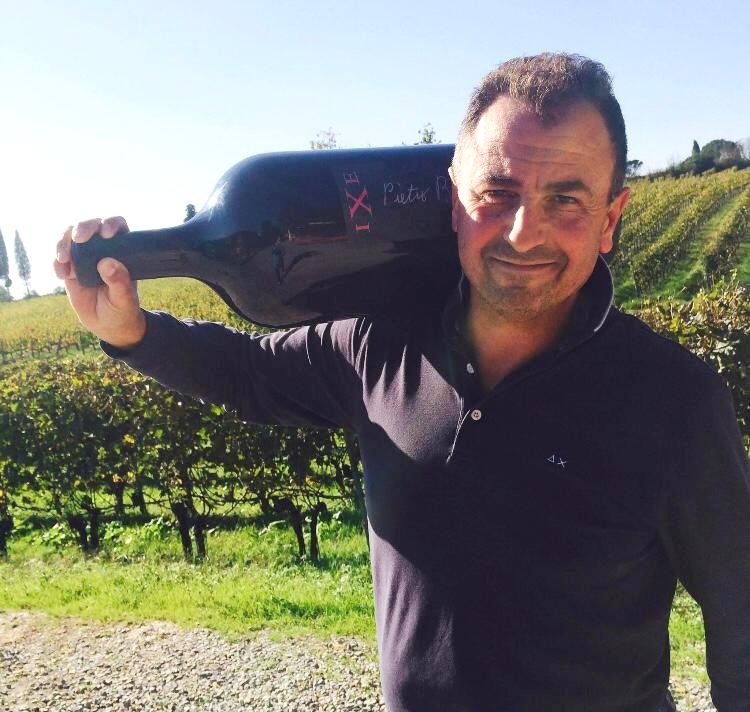 The most renowned winemaker of San Miniato