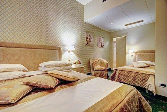 spacious an comfortable rooms