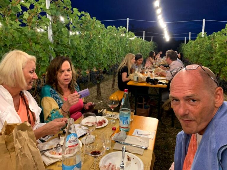 Socializing while drinking Tempranillo wines